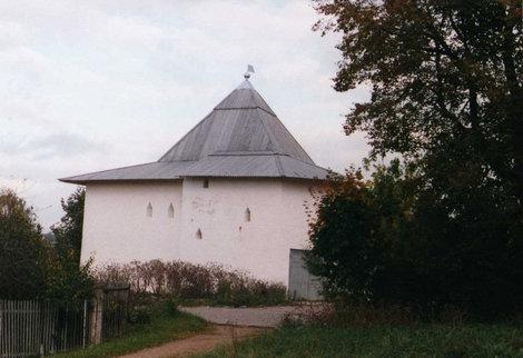 фото Спасская башня