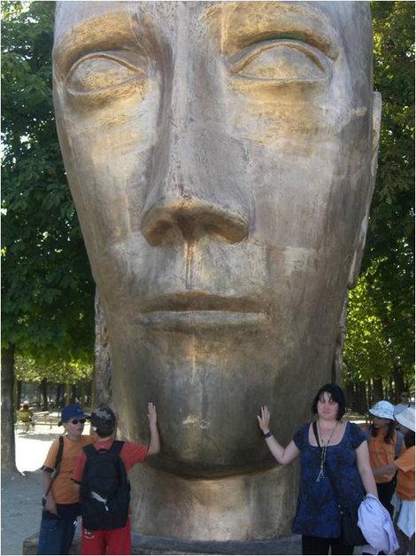 Большая голова