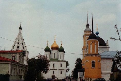 фото Кремль соборная площадь