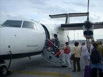 Самолет Афины — Милос