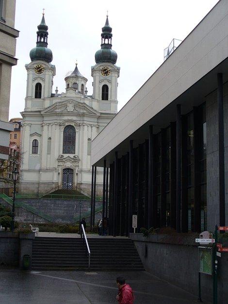 Католический костел Св. Марии Магдалины