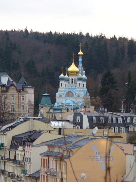 Русский православный храм Св. Петра и Павла
