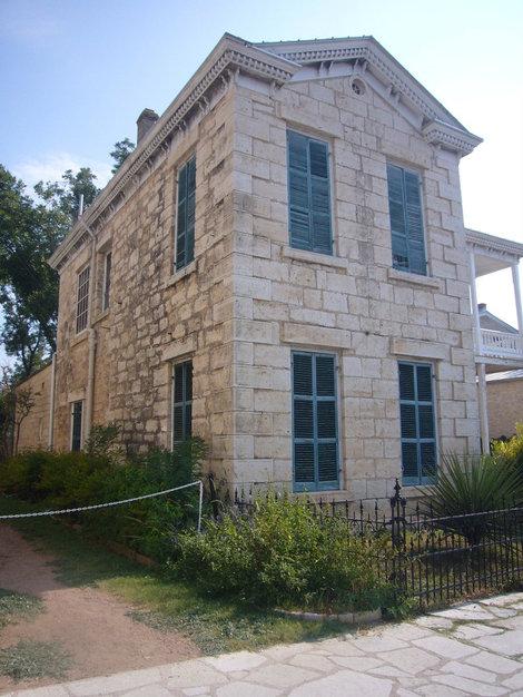 Типичный дом 19 века.