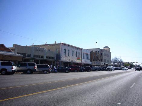 Главная улица — Мейн стрит