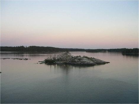 Пейзажи Швеции