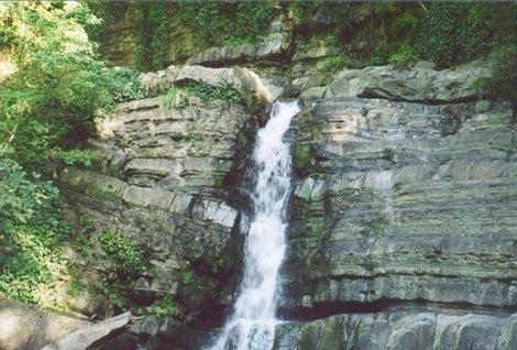 3 змейковский водопад