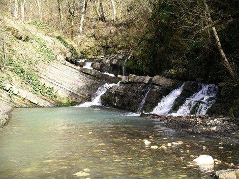 4 змейковский водопад