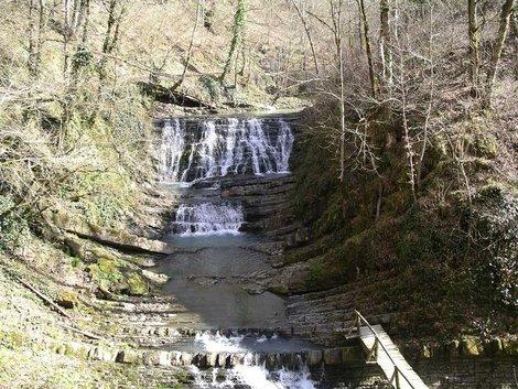 5 и 6 Змейковские-водопады