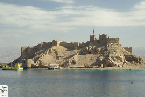 крепость Салах ад-Дин