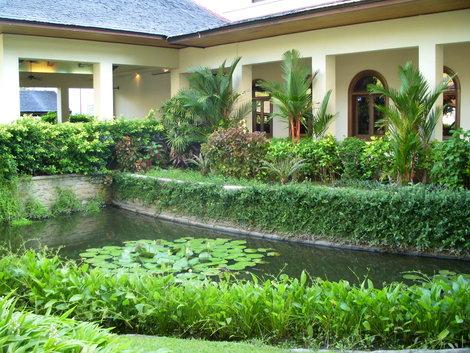 Территоря отеля Nexus Resort 5*