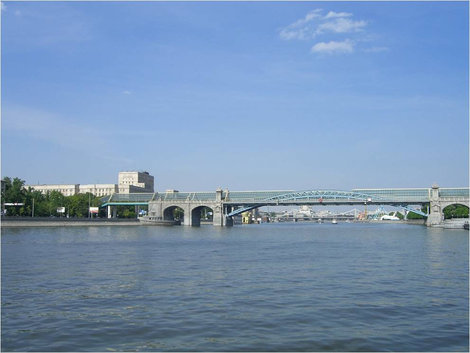 И снова мост