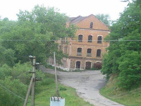 Мельница в Круподеринцах