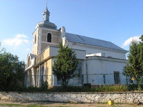 Церковь в Вороновице
