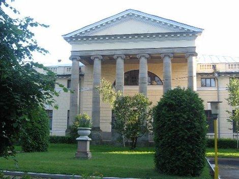 Дворец в Немирове