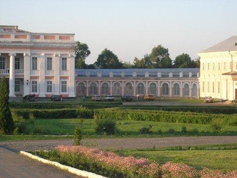 Дворец в Тульчине
