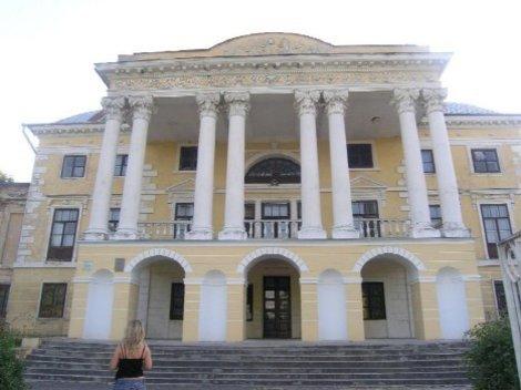 Усадьба в Вороновице