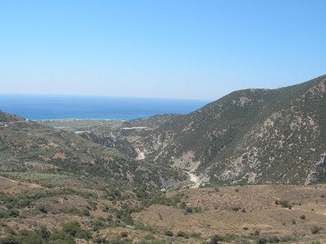 Джип-сафари на Ливийское море
