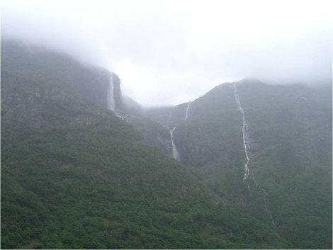 Пейзаж в окрестностях Гудвангена