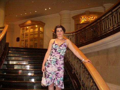 Холл отеля Renaissance Hotel 5*