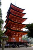 Пагода рядом с Сэндзёкаку