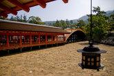 Галереи храма Ицукусима