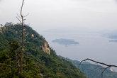 Вид с горы Мисен на Внутреннее море