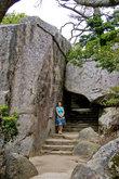 Кагури-ива, или Утиная скала