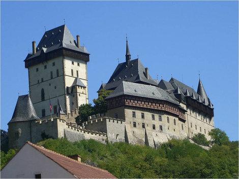 Замок- красавец