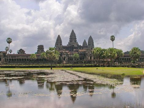 Ангкор — классический вид