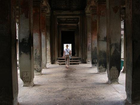 Залы Ангкора