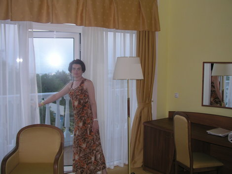 Номер в отеле Прометей клуб