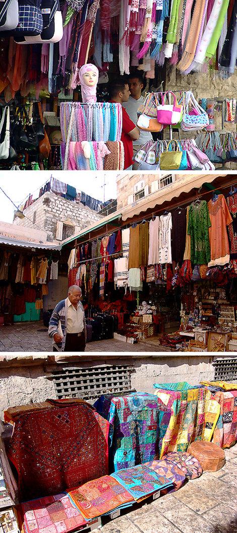Восточный базар во всей своей красе.