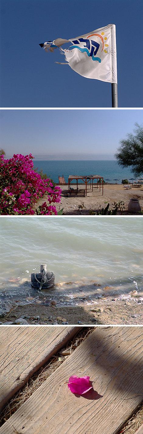 Вечно живое Мертвое море.