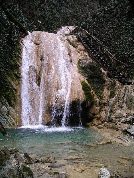 водопад Счастье