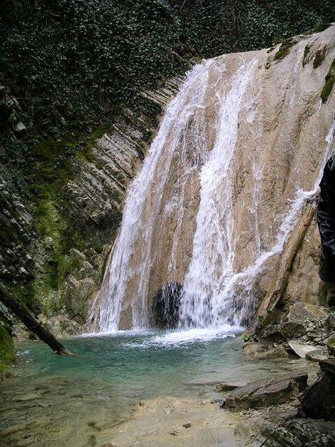водопад Молодость
