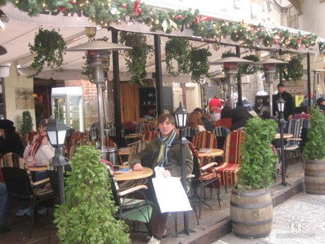 Кафе на Староместской