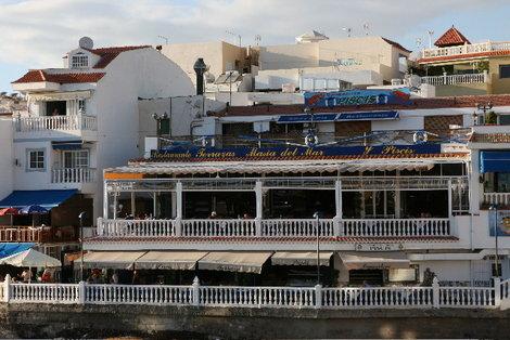 рыбные рестораны Ла Калета (Тенерифе)