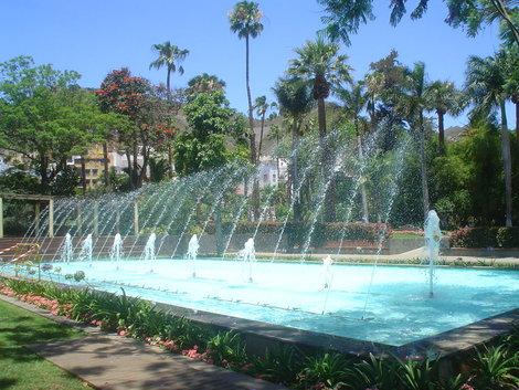И еще один фонтан