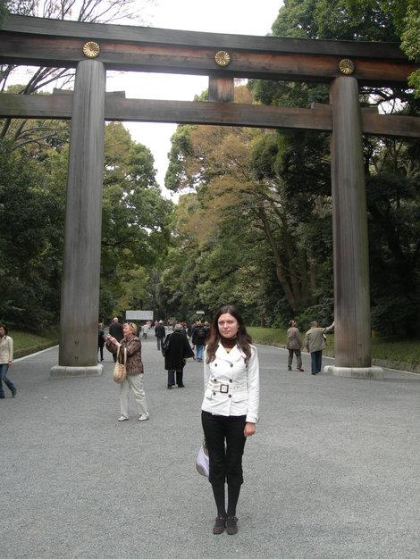 Синтоистский храм Мэйдзи-Дзингу