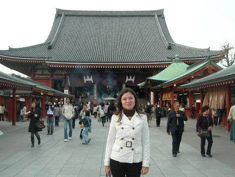 Буддийский храм Асакуса Канон