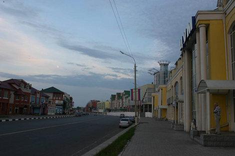 Улицы Лисок