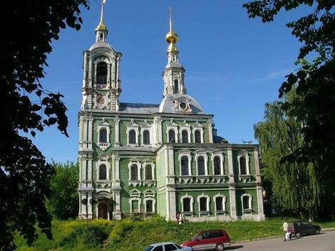 05. Никитская церковь