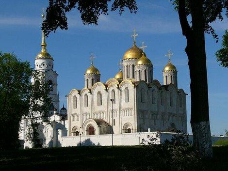 23. Успенский собор во Владимире