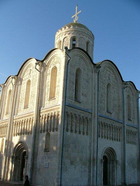 33. Дмитриевский собор
