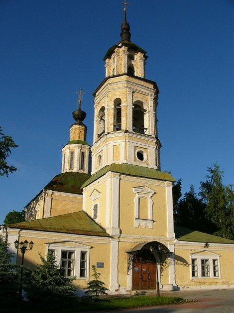 46. Николо-Кремлевская церковь