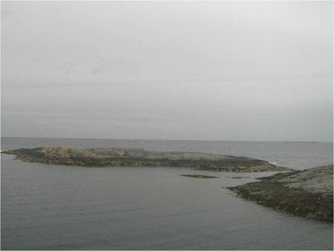 Суровая норвежская природа