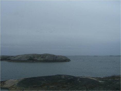 Островки в воде