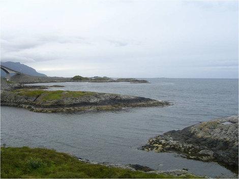 Каменные островки
