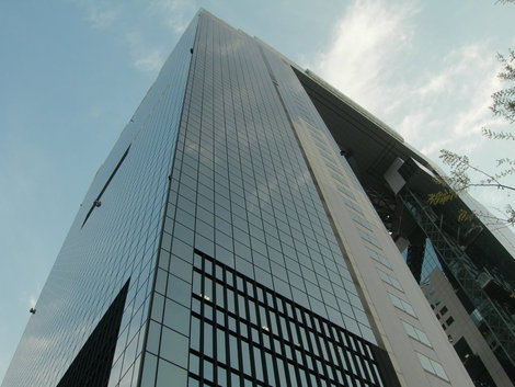 Небоскреб Umeda Sky Building