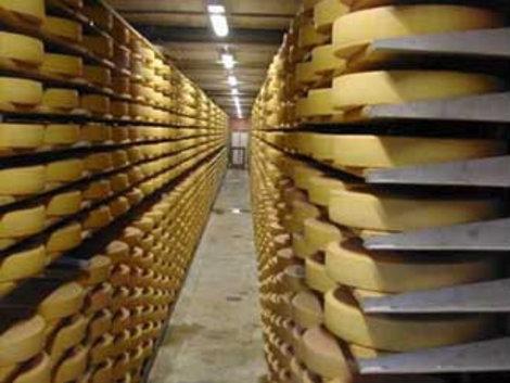 Хранилище сыров